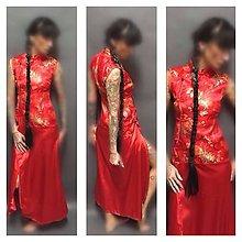 Šaty - Geisha - 8556018_