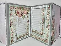 Papiernictvo - Svadobné leporelo - romantika s motýlikmi - 8557434_