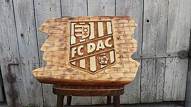 Socha - Logo FC DAC - 8555474_