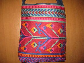Iné tašky - OBOJSTRANNÁ TAŠKA ETNO - 8554940_