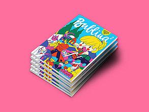 Návody a literatúra - Bublina  2 - balíček 5 ks - 8556412_