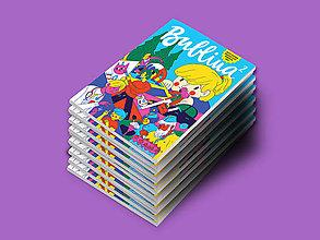 Návody a literatúra - Bublina  2 - balíček 10 ks - 8557572_