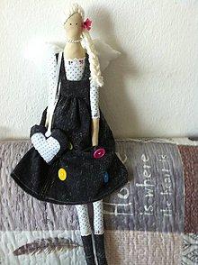 Bábiky - Anjelky - 8556367_