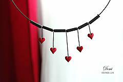Náhrdelníky - Keď sa láska podarí  ♥ - 8557189_