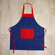 Iné oblečenie - zástera nielen na varenie... - 8559545_
