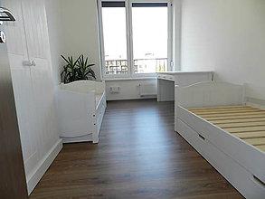Nábytok - Masívna drevená detská izba - 8557595_