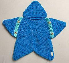 Detské oblečenie - Overal Hviezda - 8557772_