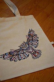 Nákupné tašky - Bavlněná nákupka no.2... - 8558682_