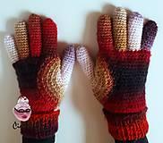 Rukavice - Prstové rukavice - 8561873_