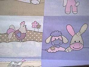 Úžitkový textil - Zástena bez kapes - 8560742_