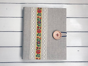 Papiernictvo - Tradičný fotoalbum - 8562985_