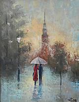 Obrazy - V daždi 2 - 8562801_