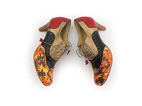 Obuv - Feet of Flames - 8561732_