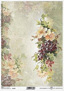 Papier - Ryžový papier ITD 1197 - 8562856_