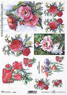 Papier - Ryžový papier ITD 1224 - 8563238_