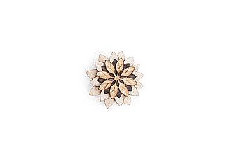 Šperky - Ozdoba do chlopne Bellis Flower - 8565568_