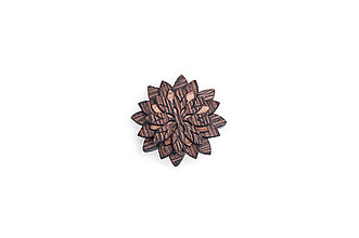 Šperky - Ozdoba do chlopne Deco Flower - 8568658_