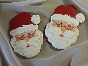 Dekorácie - Santa Claus - 8565280_