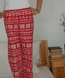 Pyžamy a župany - Gaťuše Čičmany - 8566909_