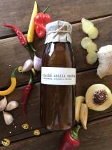 Potraviny - Sladká chilli omáčka s broskyňami, cesnakom a zázvorom - 8566787_