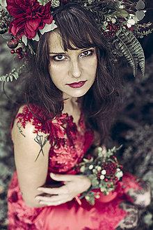 Ozdoby do vlasov - Kvetinový set - Malum - 8565907_