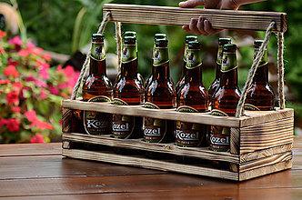 Iné - Nosič na pivo XL - 8568747_