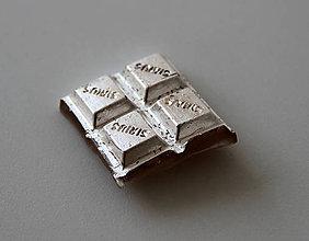 Odznaky/Brošne - brošňa STRIEBORNÁ sirius - 8568642_