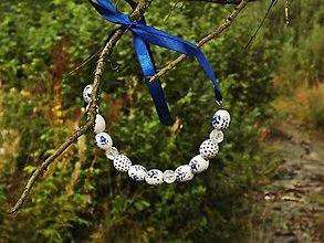 Náhrdelníky - Folk náhrdelník - 8566251_