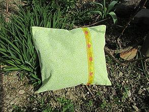 Úžitkový textil - špaldový a pohánkový vankúš - 8567999_