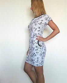 Šaty - Šaty Flowers - 8569229_