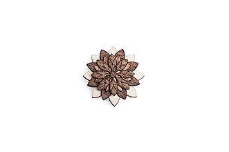 Šperky - Ozdoba do chlopne Illa Flower - 8568925_