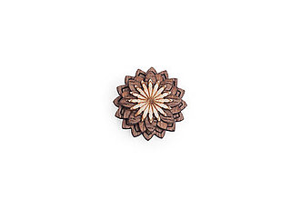 Šperky - Ozdoba do chlopne Oriens Flower - 8568933_