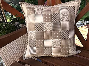 Úžitkový textil - Hviezdičkový podsedak - 8568839_