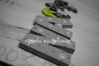 Tabuľky - Adamko....výroba na zakazku - 8568832_