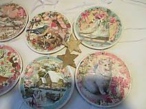 Dekorácie - Vianočné ozdoby - 8569188_
