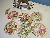 Dekorácie - Vianočné ozdoby - 8569190_