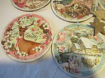 Dekorácie - Vianočné ozdoby - 8569201_