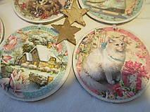 Dekorácie - Vianočné ozdoby - 8569215_