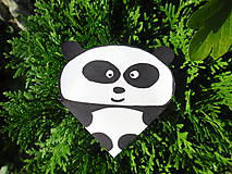 Papiernictvo - Záložka - Panda - 8571665_
