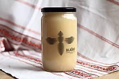 - Pastovaný krémový med z prvých jarných kvetov 950 g - 8571762_