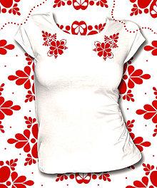 Tričká - Tričko s krátkym rukávom - Folk - 8569520_