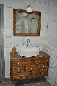 Nábytok - Stolik pod umyvadlo. C. 27. - 8569416_
