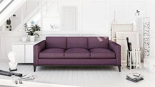Toccare cortina (12 ľahkočititeľná - modrá) / idealdecor - SAShE.sk -  Handmade Textil
