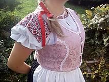 Iné oblečenie - Ružová súprava - 8570442_
