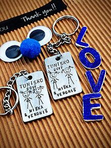 Kľúčenky - ... dovolenková spomienka :) - 8576274_