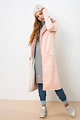 Kabáty - Kardigan Pink Poney (M) - 8574771_