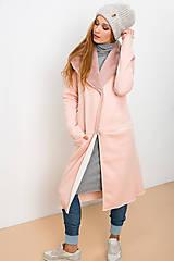 Kabáty - Kardigan Pink Poney (M) - 8574786_