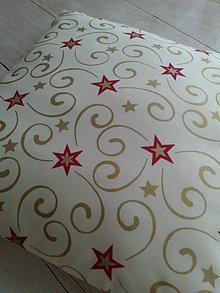 Úžitkový textil - *Vianoce* vankúš.. - 8573256_