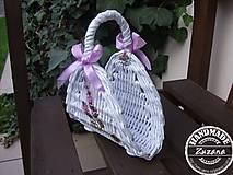 Košíky - Stojan na servítky 20x6x20 - 8573901_