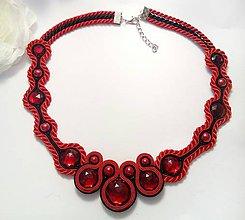 Náhrdelníky - Šujtáš náhrdelník -